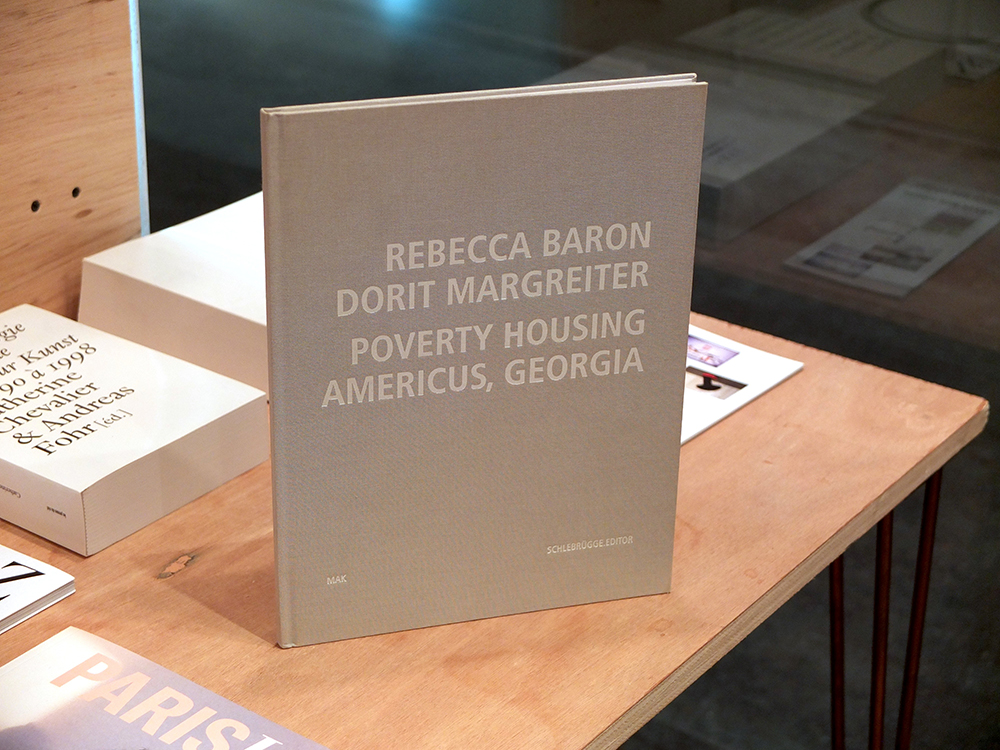 BARON, Rebecca; MARGREITER, Dorit - Poverty Housing