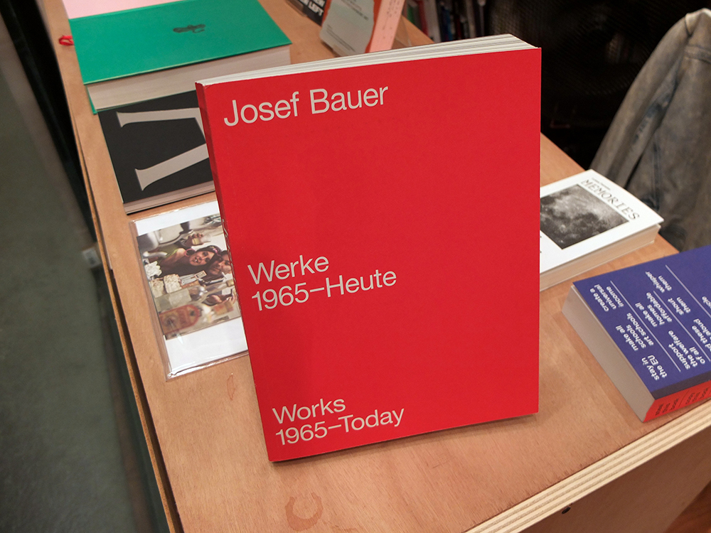 BAUER, Joseph - Works 1965-Today