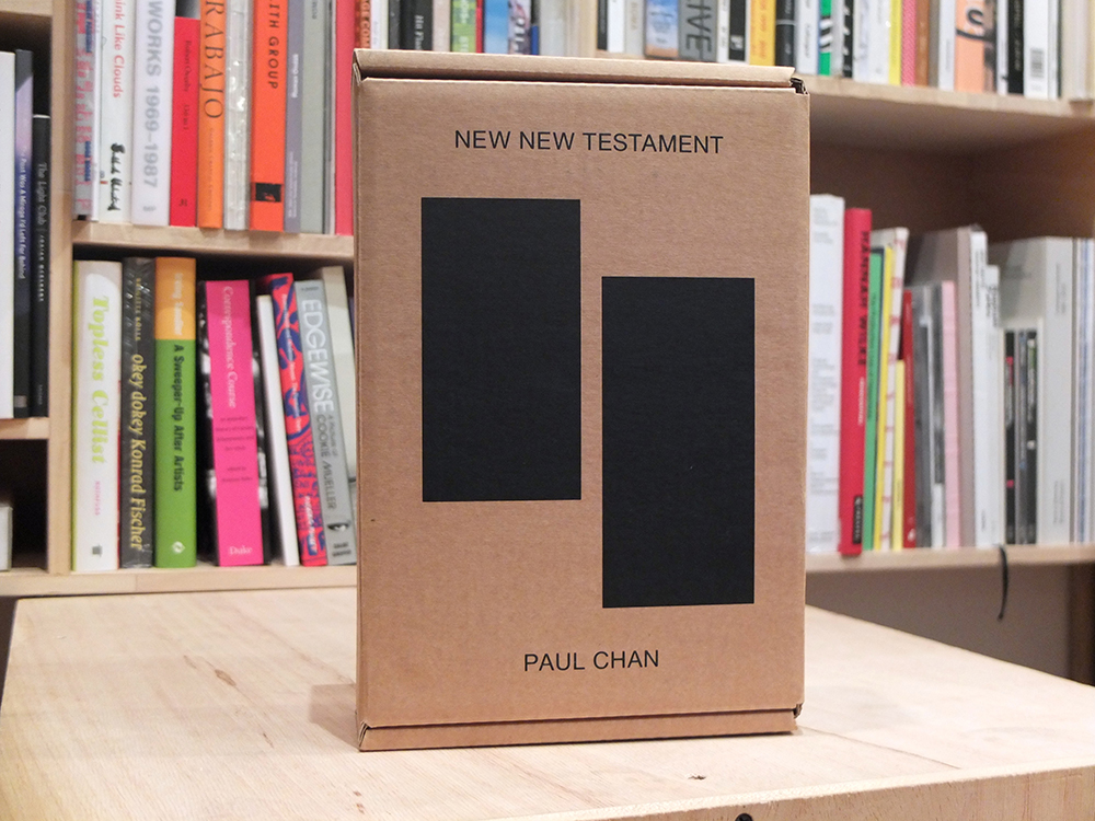 CHAN, Paul - The New New Testament