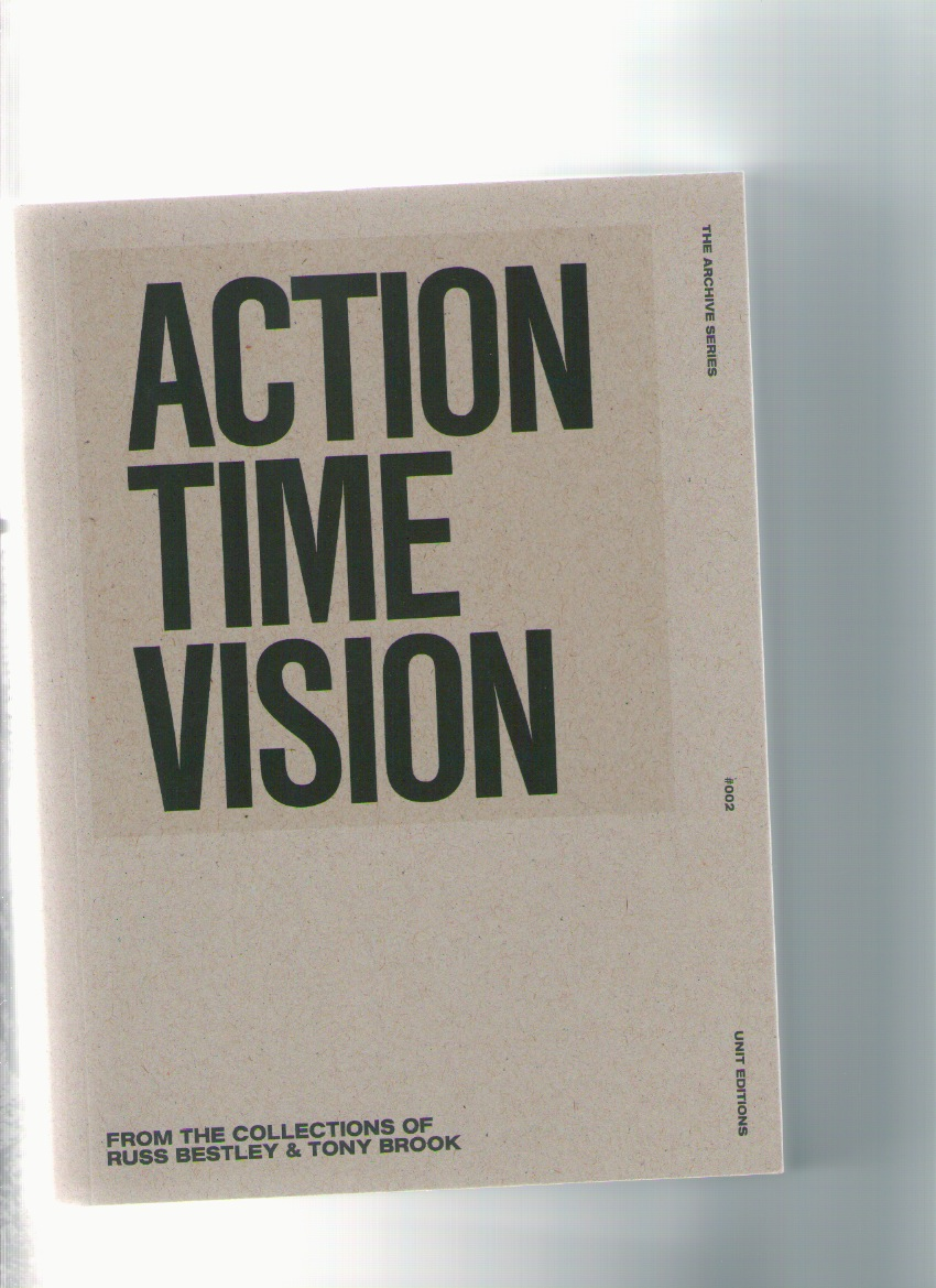 BROOK, Tony; SHAUGHNESSY, Adrian (eds.) - ACTION TIME VISION. Punk & Post-Punk 7