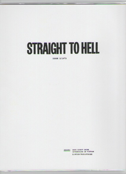 MCDONALD, Boyd (ed.) - Straight to Hell # 2