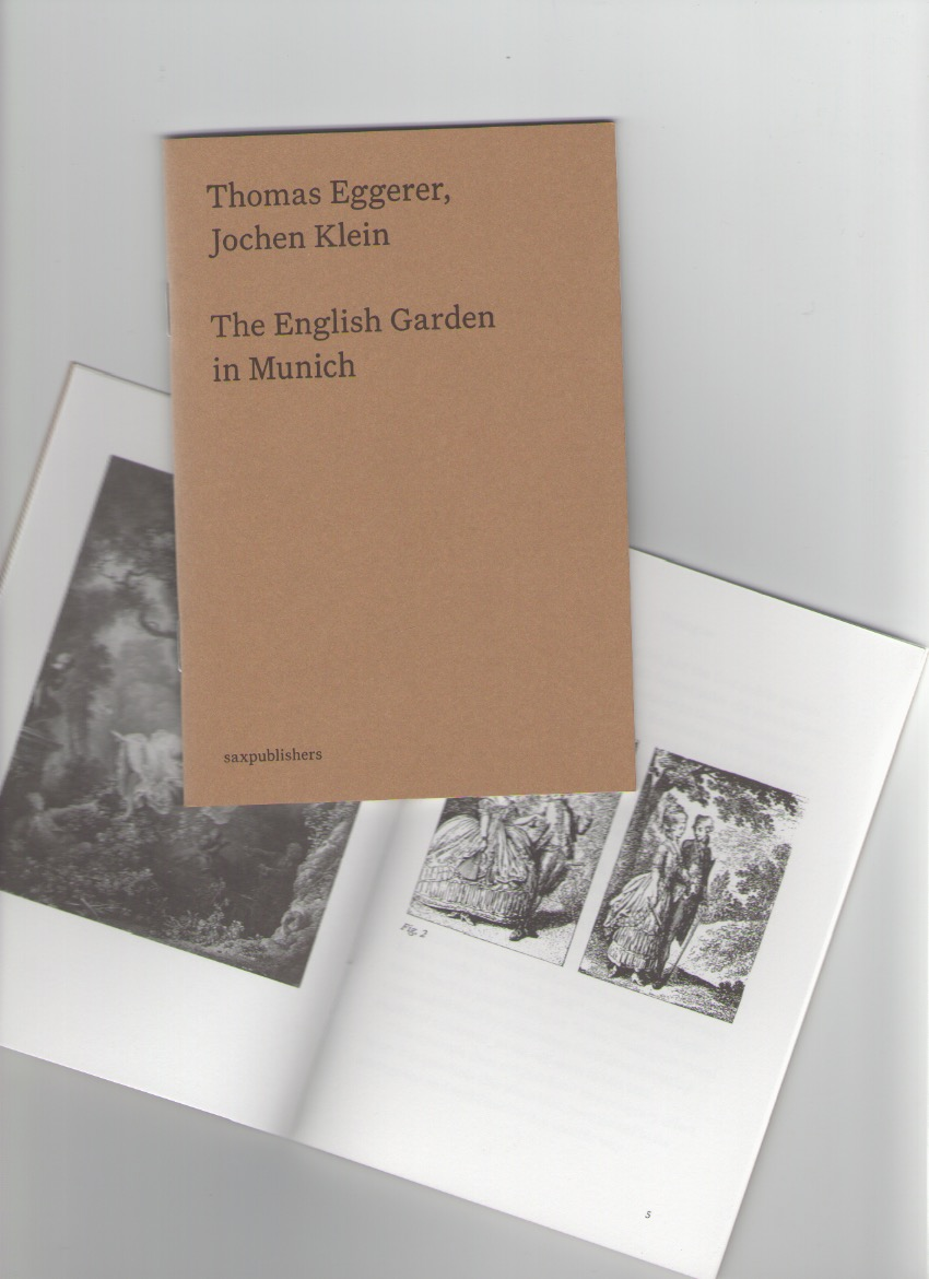 EGGERER, Thomas; KLEIN, Jochen - The English Garden in Munich