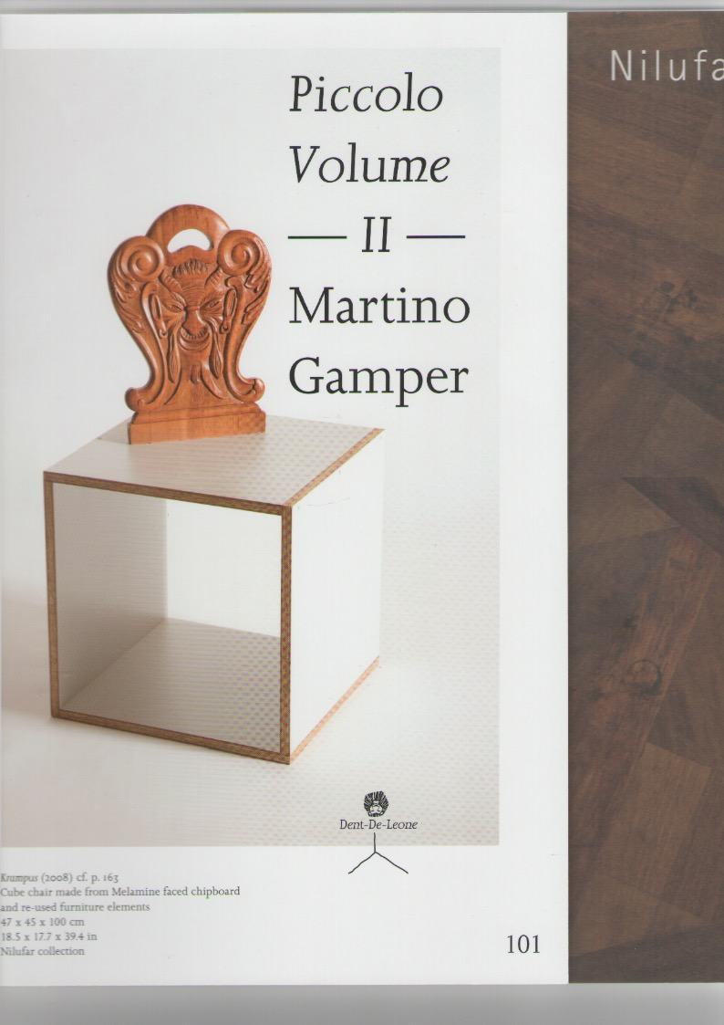 GAMPER, Martino - Piccolo Volume 2