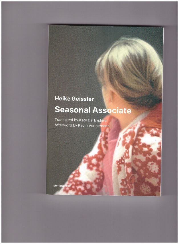 GEISSLER, Heike - Seasonal Associate