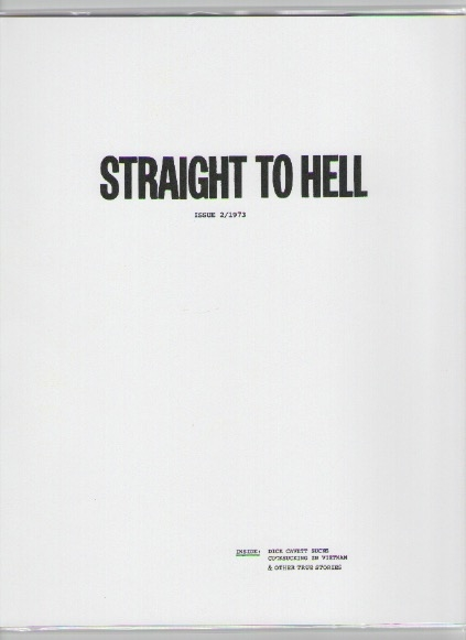 MCDONALD, Boyd - Straight to Hell, No 2 (1973) [reprint] (Billy Miller)