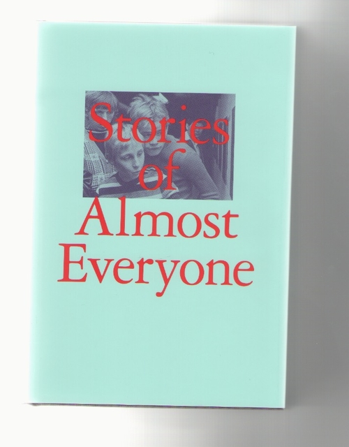 MOSHAYEDI, Aram - Stories of Almost Everyone (Prestel)