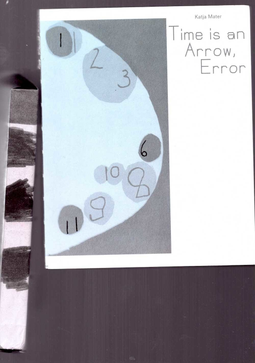 MATER, Katja - Time is an Arrow, Error (Self-Published)