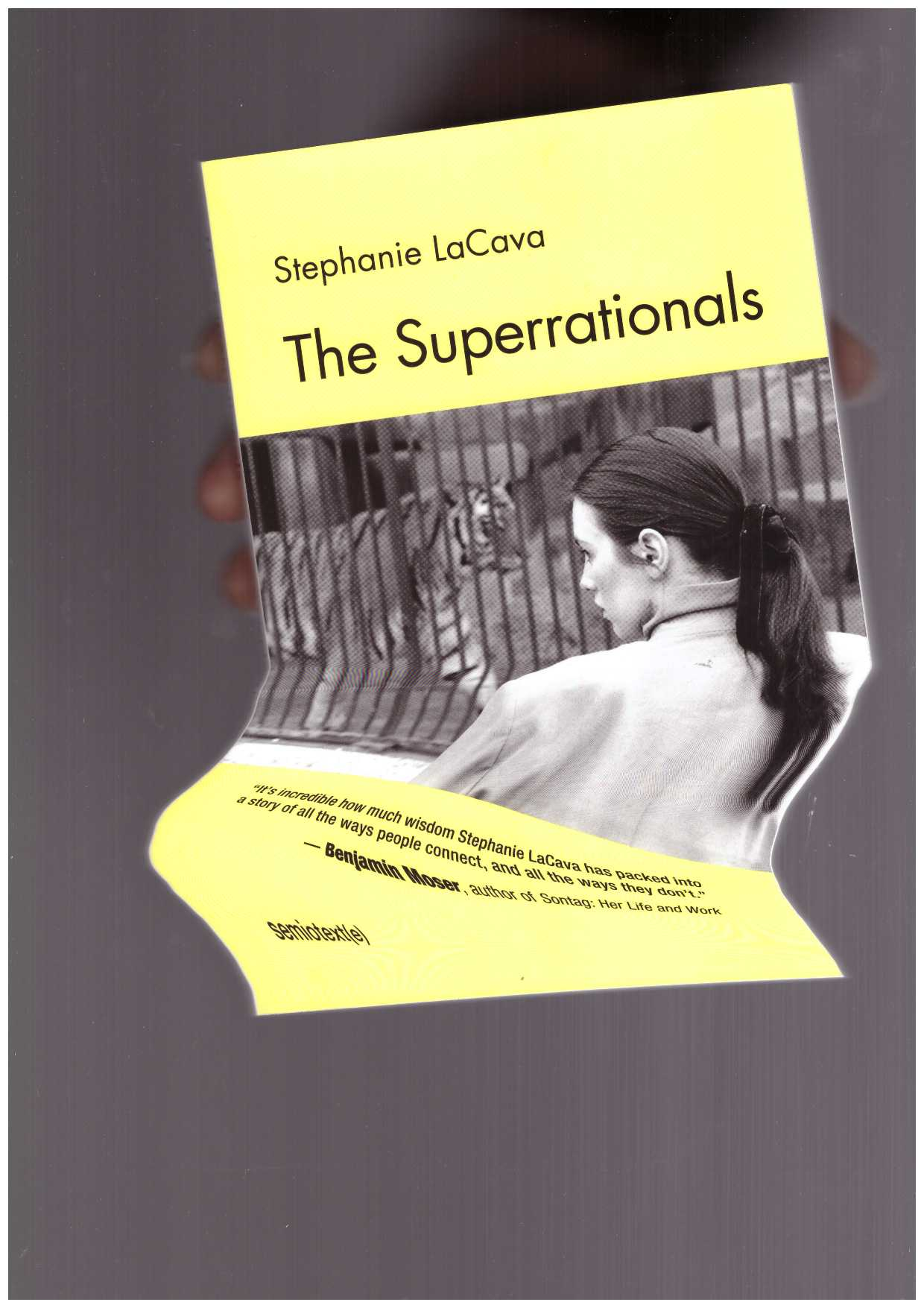 - The Superrationals. Online reading by Stephanie LaCava in conversation with Chris Kraus