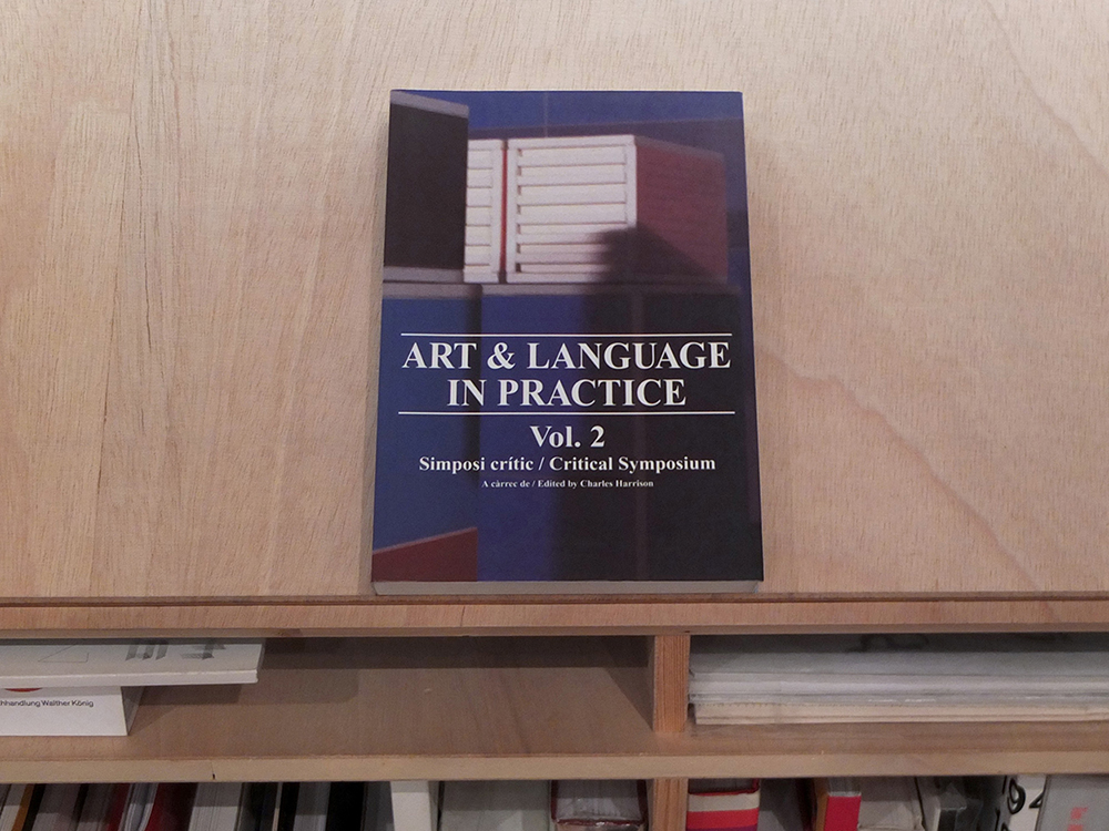 ART & LANGUAGE - Art & Language in Practice (Vol. 2)