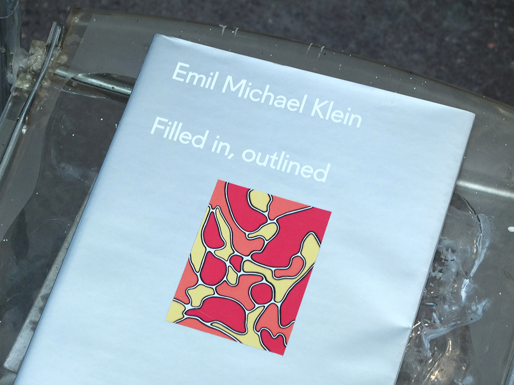 KLEIN, Emil Michael - Filled in, outlined