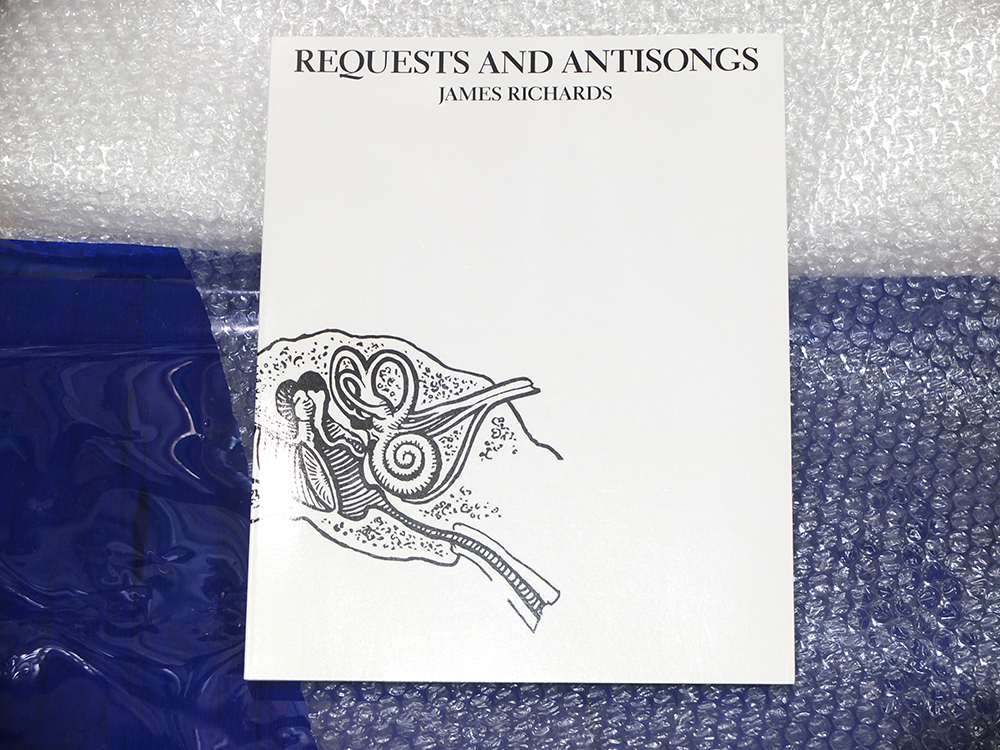 RICHARDS, James - Requests and Antisongs