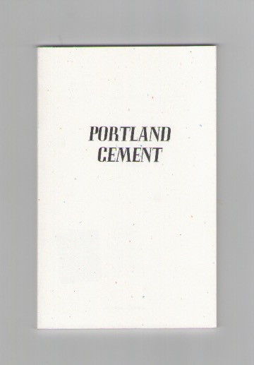 CARRARA, Antonia - Portland Cement