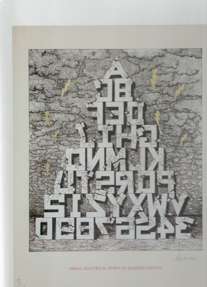 TRASOV, Vincent  - The Alphabet Book