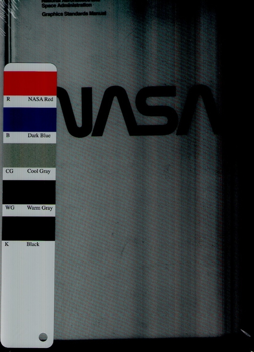 NASA - NASA Graphic design guide (Éditions Empire)