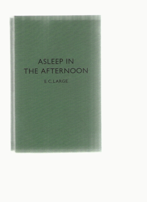 LARGE, E.C - Asleep in the afternoon (Hyphen Press)