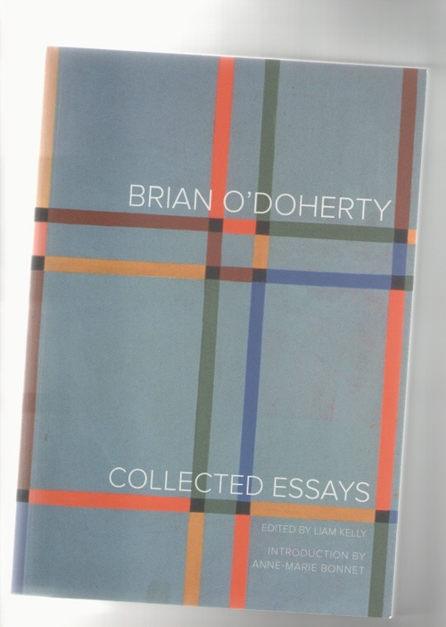 O'DOHERTY, Brian - Collected Essays (University of California Press)
