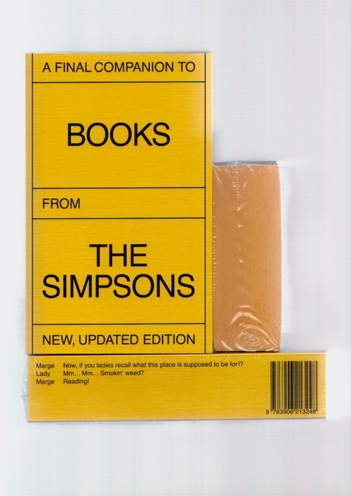 LEBRUN, Olivier (ed.) - A Final Companion to Books from the Simpsons (Yellow Pages)