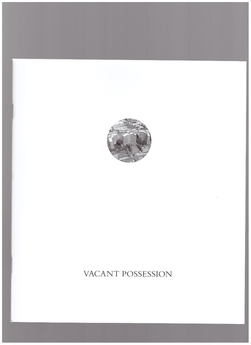 KNIGHT, John; SNOWDEN, Robert - Vacant Possession (Cabinet)