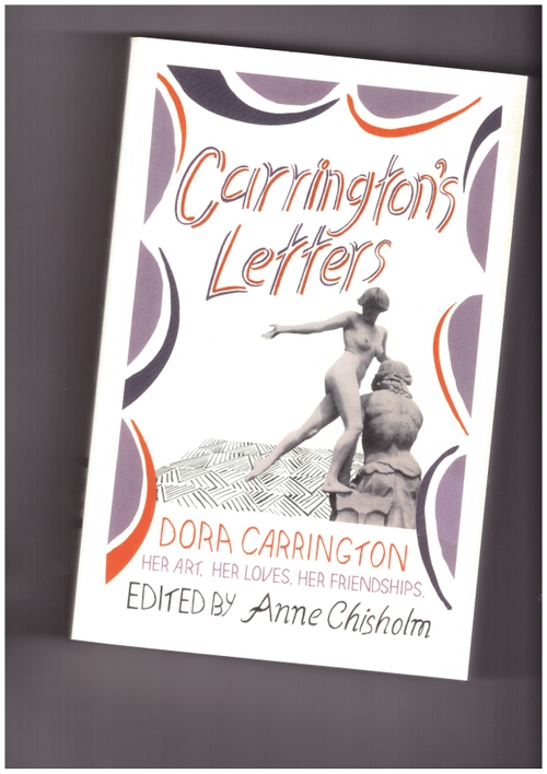 CARRINGTON, Dora - Carrington's Letters (Penguin)