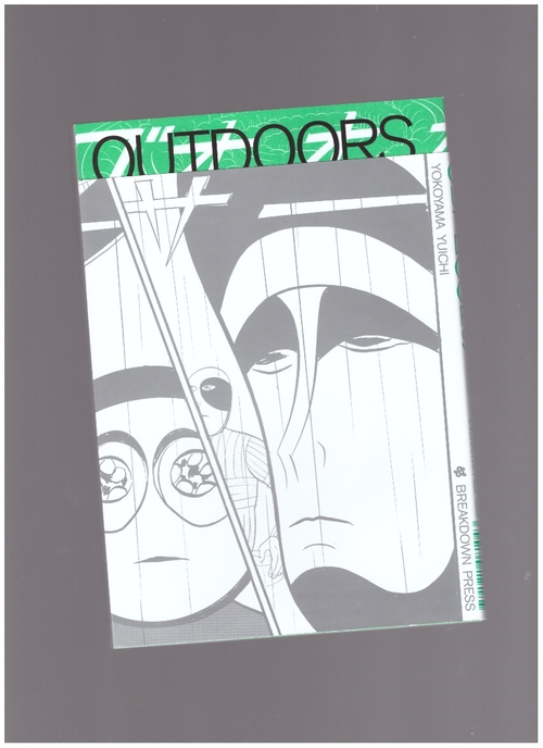 YUICHI, Yokoyama - Outdoors (Breakdown Press)