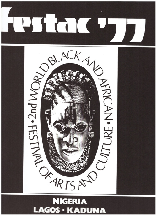 CHIMURENGA (ed.) - FESTAC '77. The 2nd World Festival Of Black Art And Culture (Afterall Books,Chimurenga)