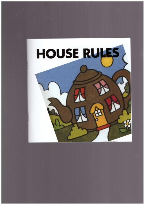 PIPER, Owen; VILLEMONT, Jocelyn  - HOUSE RULES (Self-Published)