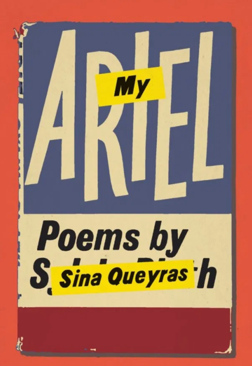 QUEYRAS, Sina - My Ariel (Coach House Books)