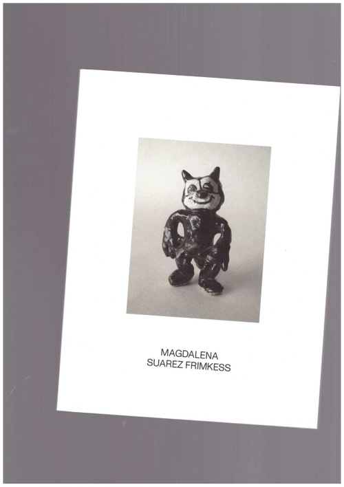 SUAREZ FRIMKNESS, Magdalena - Magdalena Suarez Frimkess (South Willard Press)