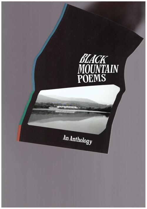 CREASY, Jonathan C. (ed.) - Black Mountain Poems (New Directions)